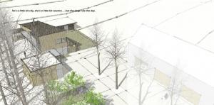 Aunt Farm - Crawfordsville Modern Farm Compound - HAUS Architecture, Christopher Short, Indianapolis Architect