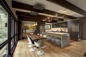 Midcentury Modern Completion - HAUS Architecture
