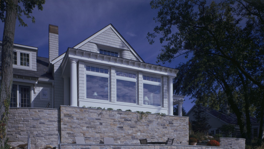 Shingle Style Lakehouse