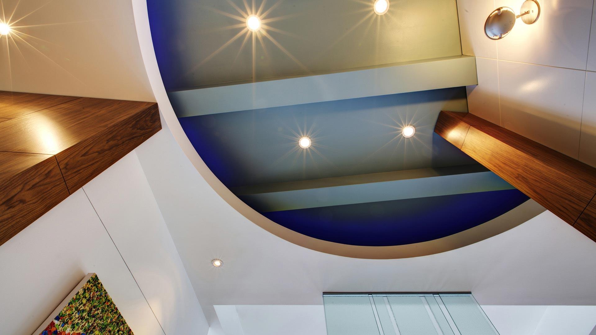 Urban Mid Rise Flat - Main Entrance - Foyers - HAUS Architecture, Christopher Short, Indianapolis Architect