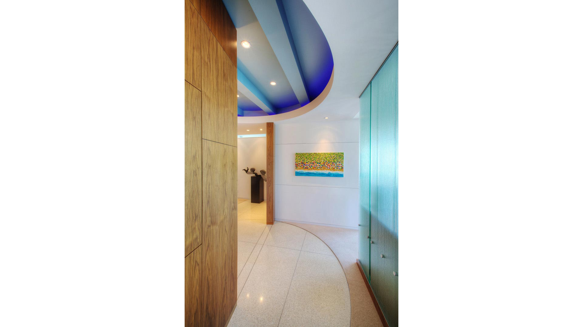 Urban Mid Rise Flat (Foyer Entrance Hallway)