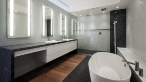 Urban Midrise Flat - Christopher Short, Architect, Indianapolis, HAUS Architecture