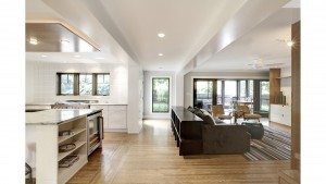 Butler Tarkington Modern Tudor - Open Plan Interior, HAUS Architecture, WERK Building Modern