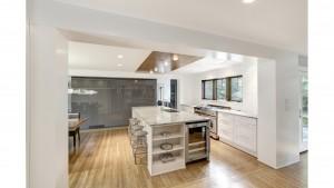 Butler Tarkington Modern Tudor - Modernized Kitchen, HAUS Architecture, WERK Building Modern