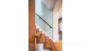 Butler Tarkington Modern Tudor - Back Stair Detail, HAUS Architecture, WERK Building Modern