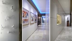 Adagio Penthouse Interior, Featured Art and Galleries, HAUS Architecture, Christopher Short, Indianapolis Architect