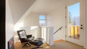 Classic Irvington Tudor Remodel - Master Bedroom Nook - HAUS Architecture, WERK Building Modern