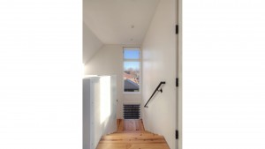 Classic Irvington Tudor Remodel - Master Staircase - HAUS Architecture, WERK Building Modern