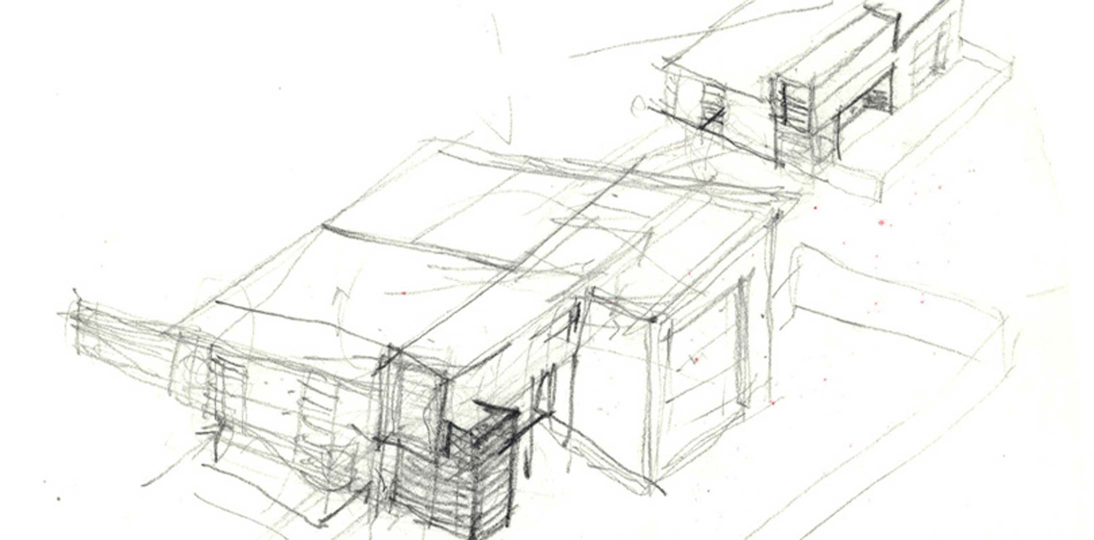 BRAND Photodesign Studio - Process Sketch, HAUS Architecture, Christopher Short, Indianapolis Architect