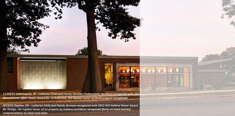 LCFS Wins Awars - HAUS Architecture, Christopher Short, Indianapolis Architect