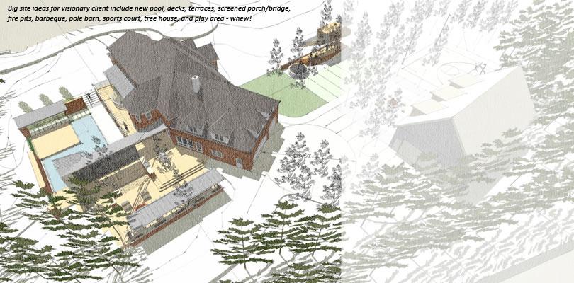 Site Jam - Zionsville Master Plan - HAUS Architecture, Christopher Short, Indianapolis Architect