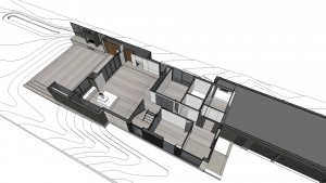 Indian Head Park Chicago, New Modern House 3, HAUS Architecture
