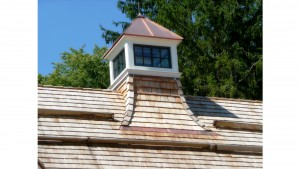 French Country Estate - Cupola - HAUS Architecture, Christopher Short, Indianapolis Architect