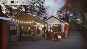 North Meridian Historic District Party - HAUS Architecture