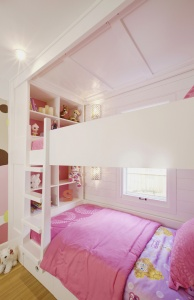 Creative Shared Bedroom Ideas Kids - Christopher Short, Architect, Indianapolis, HAUS Architecture