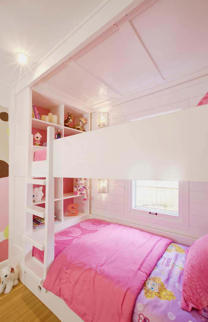 Creative Shared Bedroom Ideas Kids - HAUS | Architecture
