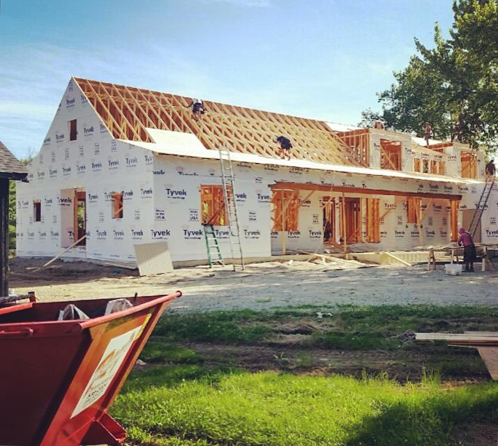 New Modern Farmhouse