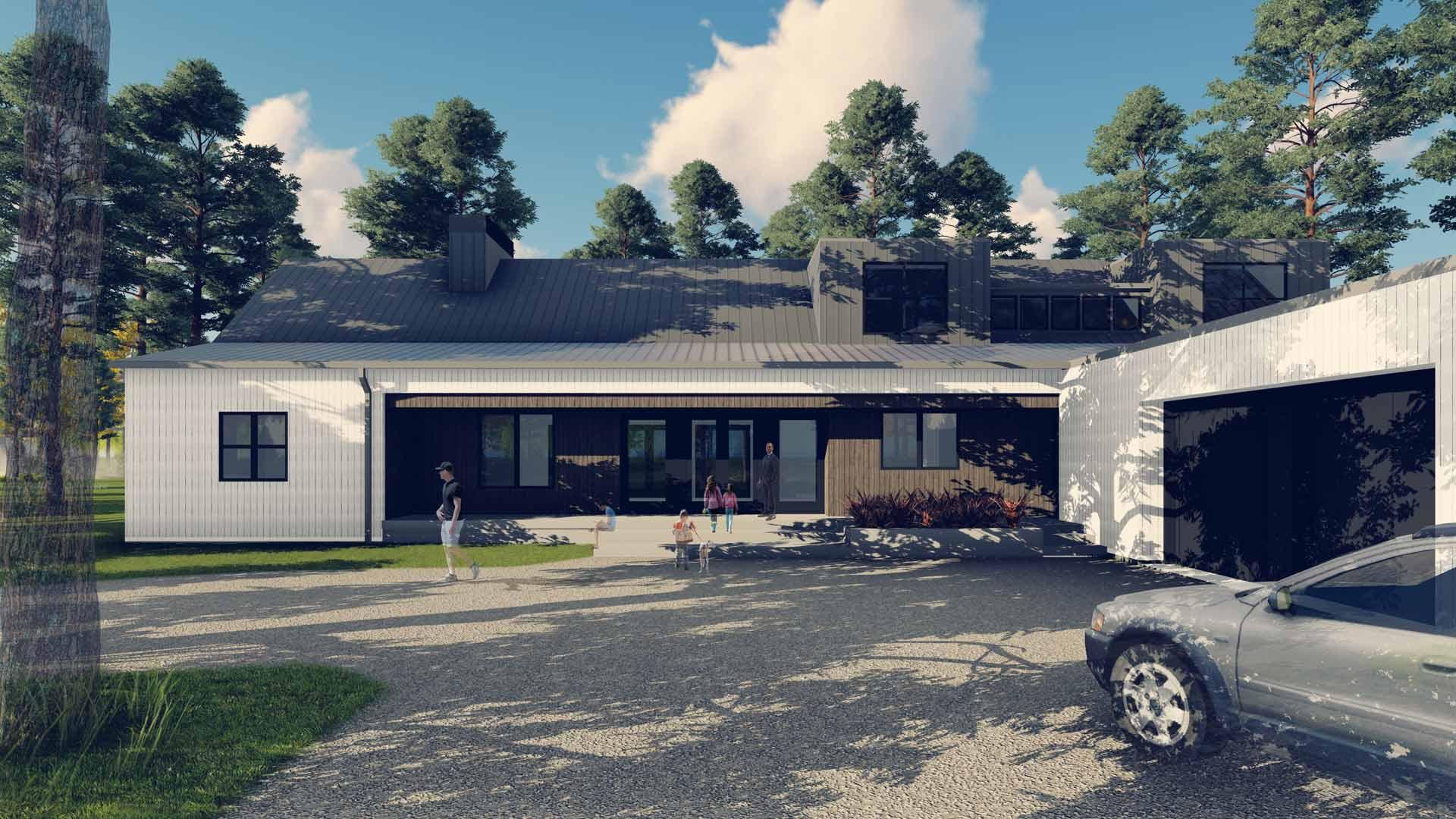 New Modern Farmhouse 3