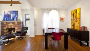 Classic Irvington Tudor Remodel - Dining Room - Christopher Short, Architect, Indianapolis, HAUS Architecture
