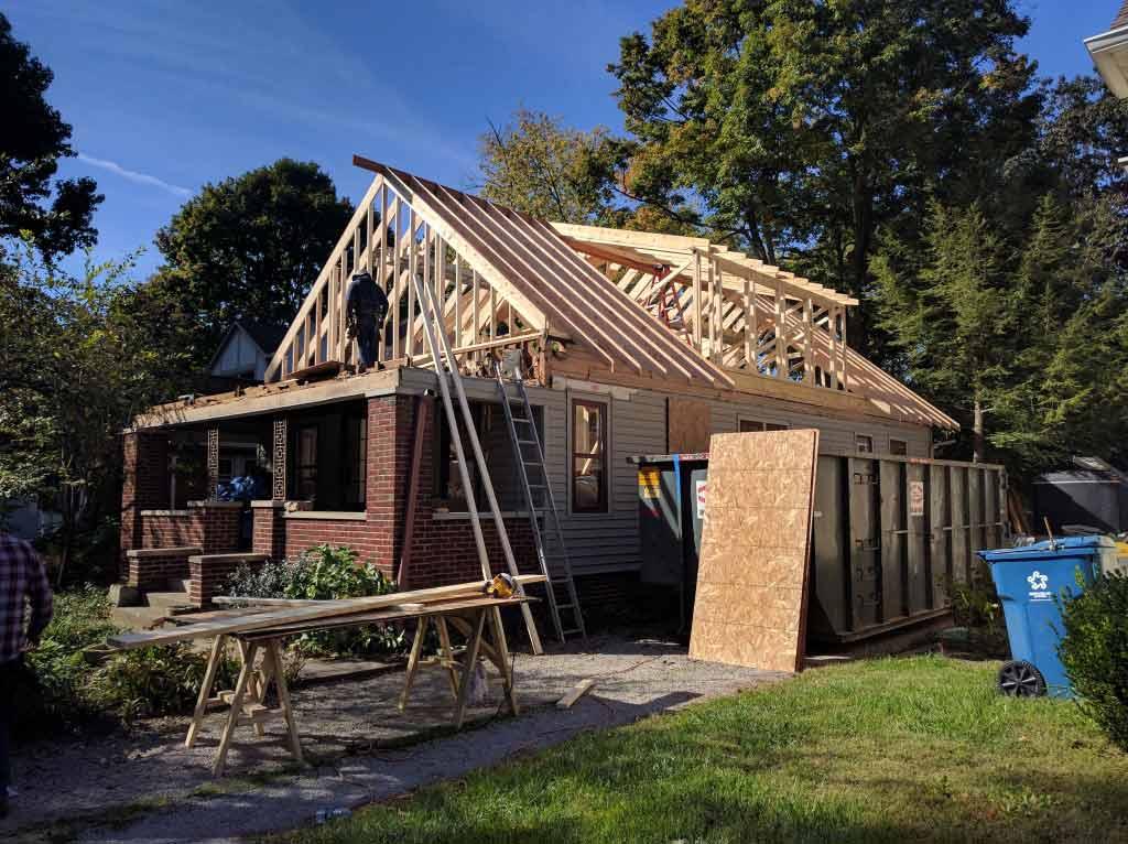 Broad Ripple Craftsman Renovation
