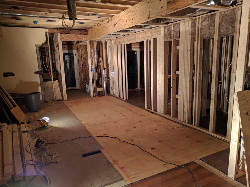 Broad Ripple Modern Craftsman Renovation