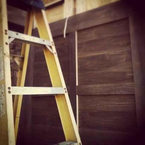 Butler Tarkington Modern Tudor - Front Porch Detailing