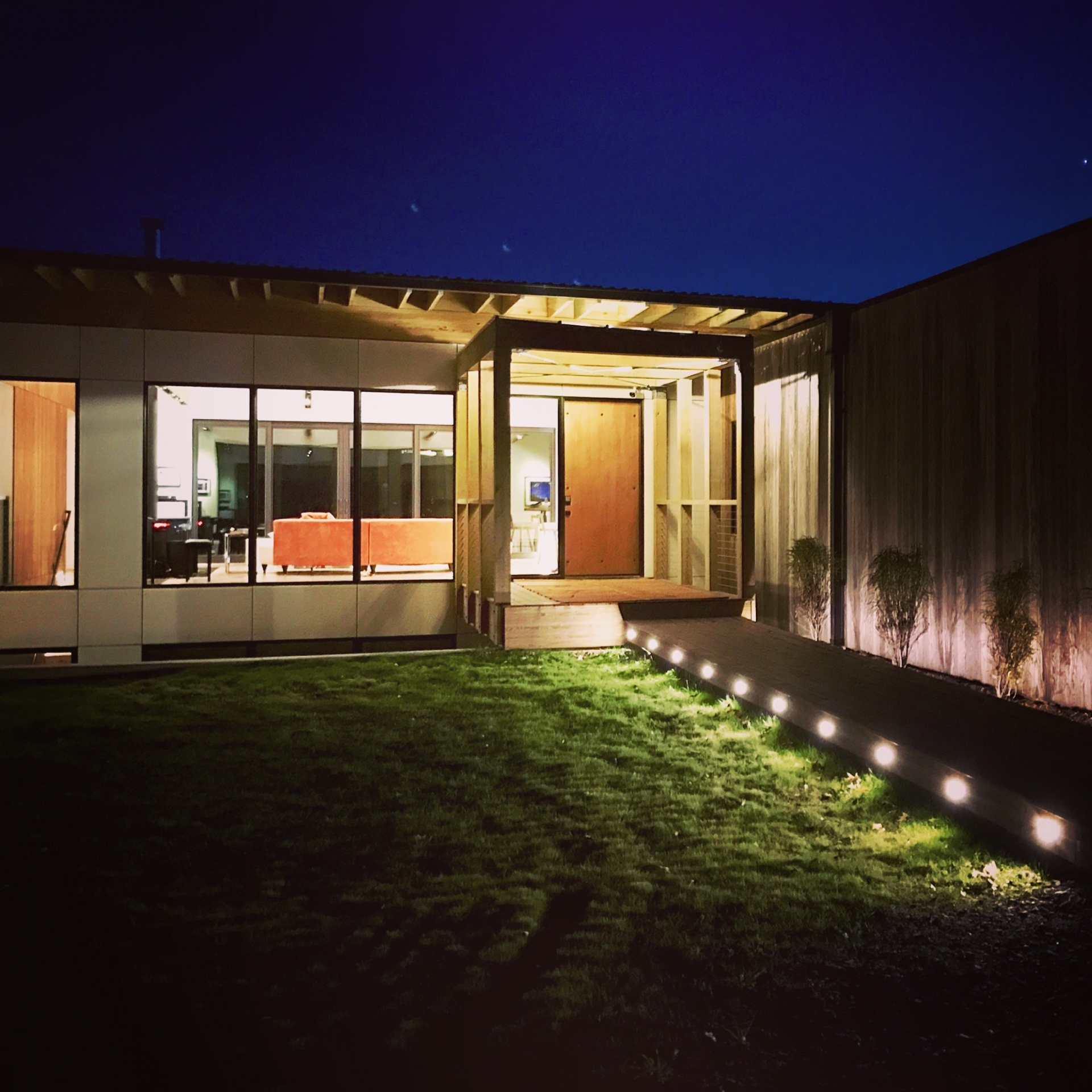 Architects Indianapolis: New Modern House 1