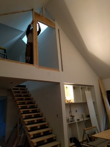 Broad Ripple Modern Craftsman Renovation - Trim Carpentry Fine Tuning the Rough - Paul Reynolds