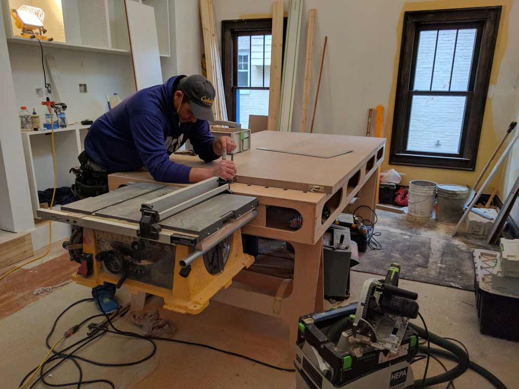 Broad Ripple Modern Craftsman Renovation - Dialing in the Doors