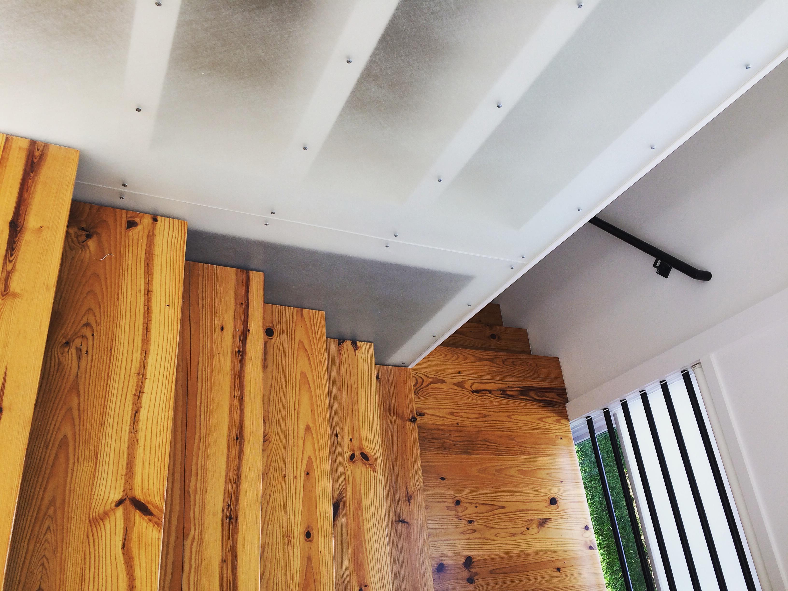 Classic Irvington Tudor Remodel - Master Stair Detail - Christopher Short, Architect, Indianapolis, HAUS Architecture