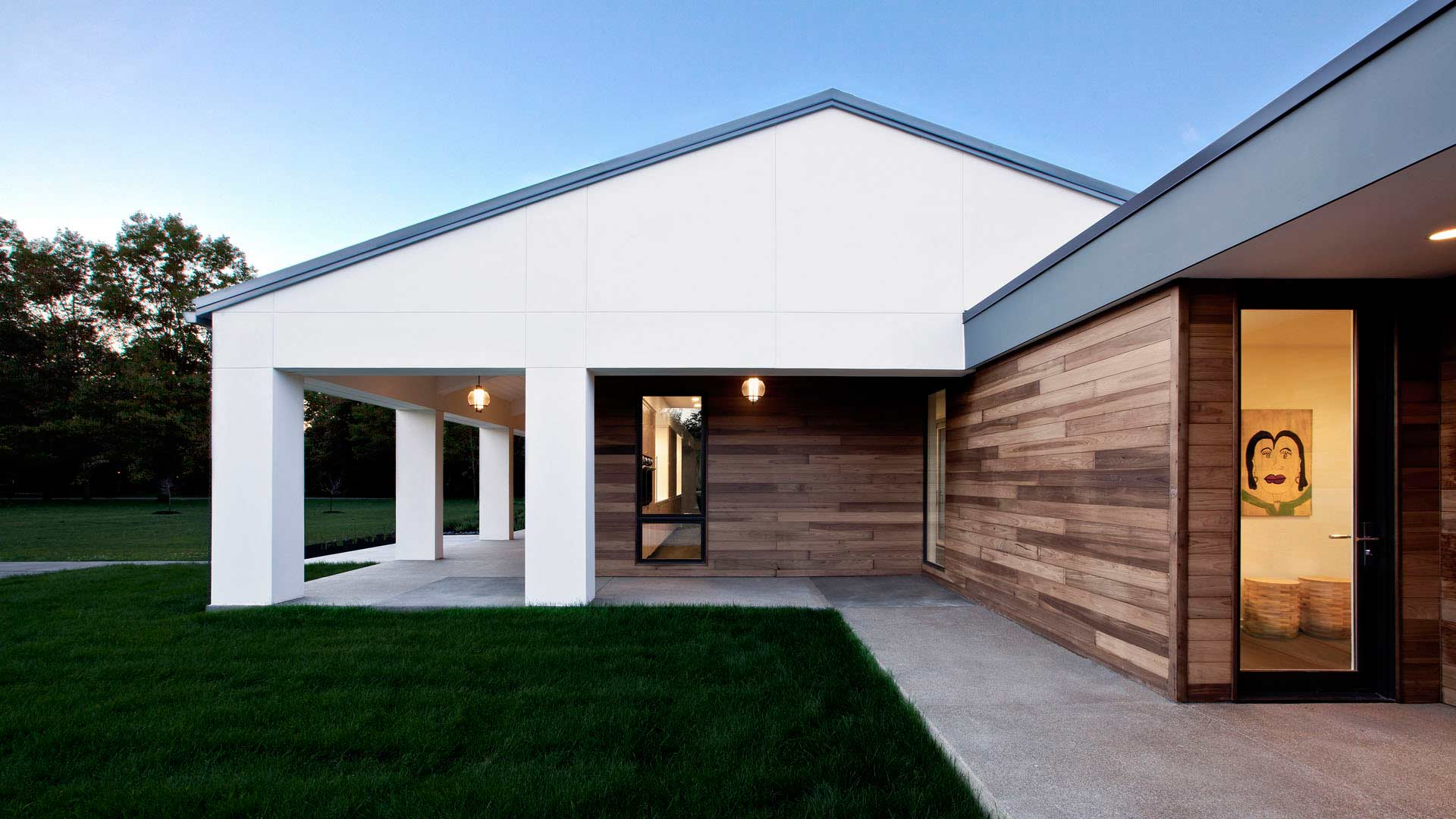 New Modern House Ditch – HAUS | Architecture For Modern Lifestyles