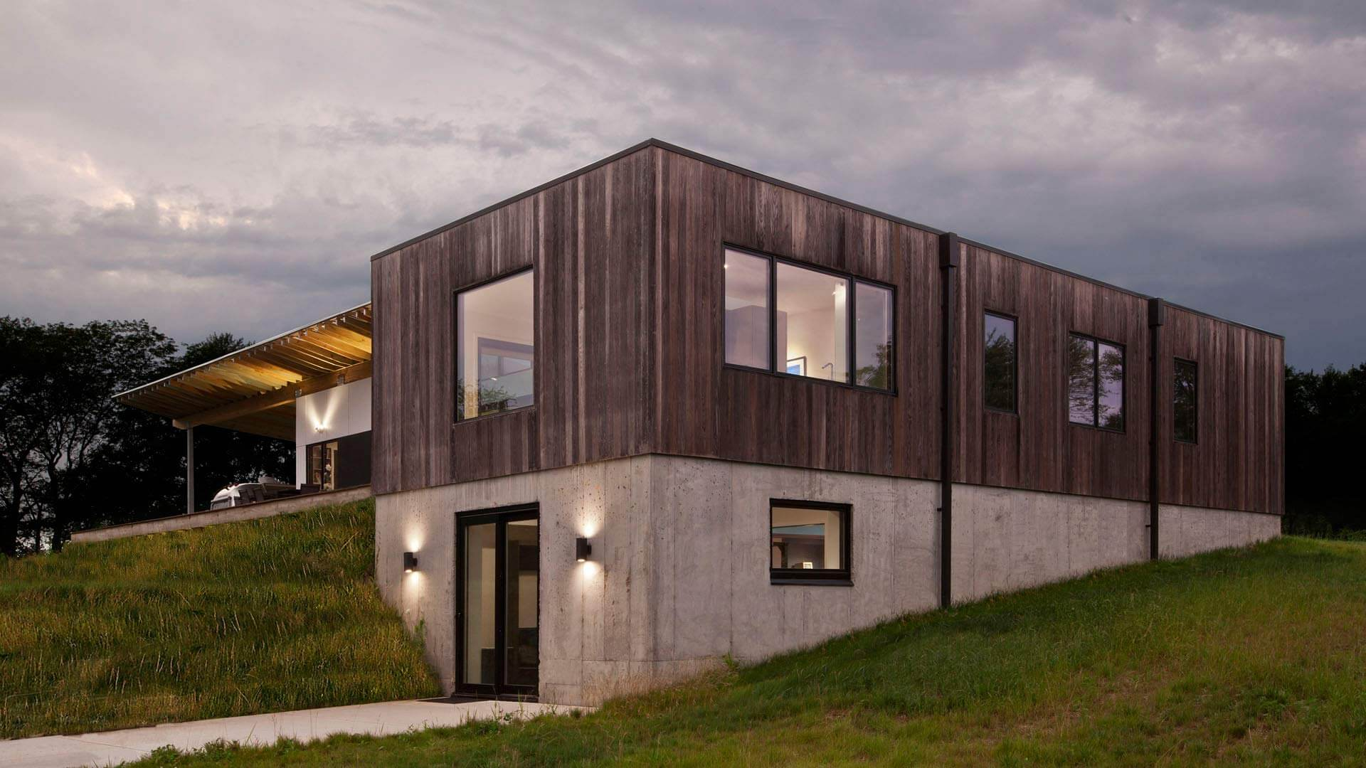 New Modern House 1 Haus Architecture