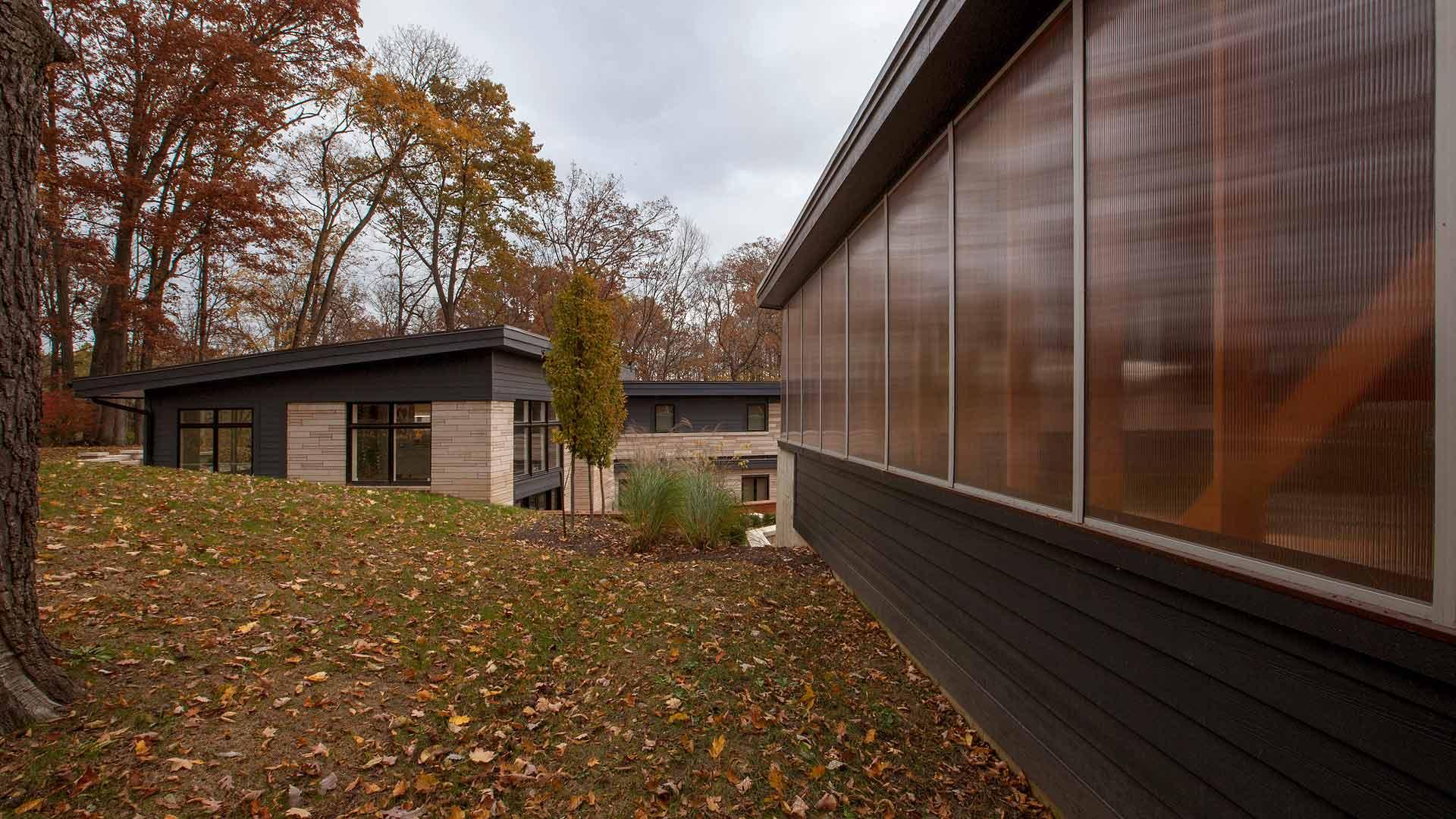 West End Auto >> Vintage Modern Garage – HAUS | Architecture For Modern ...