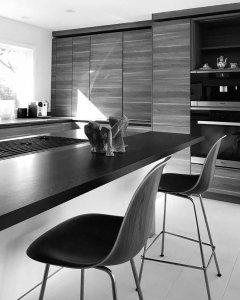 Kitchen Interior - Bridge House - Douglas, Michigan