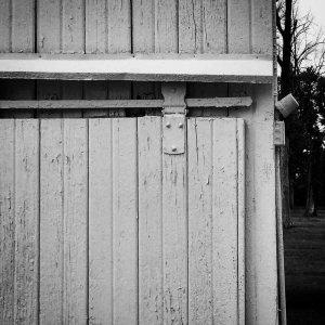 Exterior Barn Door (Inspiration - Details) - Back40House - Pendleton, IN